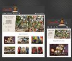 Nepal Art Responsive Design