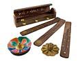 Stäbchenhalter Holz