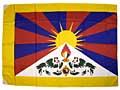 Tibetische Fahnen Flaggen