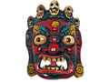 Holz-Masken