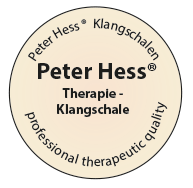 Peter Hess Therapie-Klangschalen