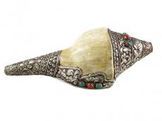 Muschelhorn Dung-Dkar