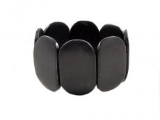 Armband Yak Knochen schwarz