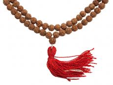 Mala Gebetskette - Rudraksha 6mm