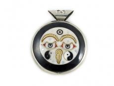 Anhänger Amulett (AA-1003) - Buddha Eyes