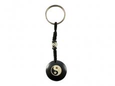 Schlüsselanhänger Yin und Yang