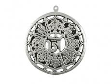Anhänger Amulett Om Mantra