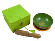 Klangschalen Geschenkset - Sakral Chakra