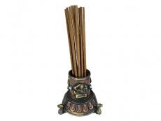 Räucherstäbchen Box Halter - Manjushri Buddha