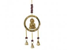 Windspiel - Glockenspiel mit Buddha