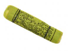 Tibetische Gebetsfahne mit 25 Fahnen Polyester klein