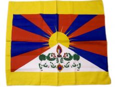 Flagge Fahne Tibet - 50 x 40 cm
