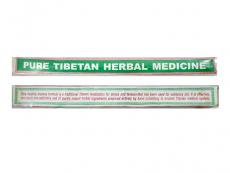 Räucherstäbchen - Pure Tibetan Herbal Medicine