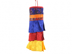 Tibetischer Deckenbehang Gelchen 31 cm