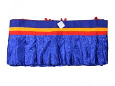 Shambu - Tibetischer Deckenbehang 10 m blau