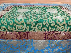 Altardecke Tischdecke Seidenbrokat viereckig