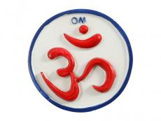 Magnet mit Om Symbol Nepal