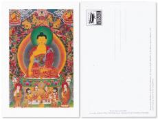 Postkarte Shakyamuni Buddha