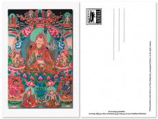 Postkarte Padmasambhava