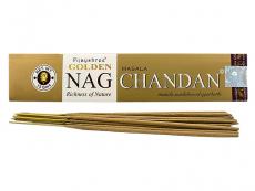 Räucherstäbchen - Golden Nag Chandan