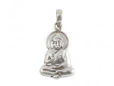 Anhänger Buddha - 925 Sterling Silber