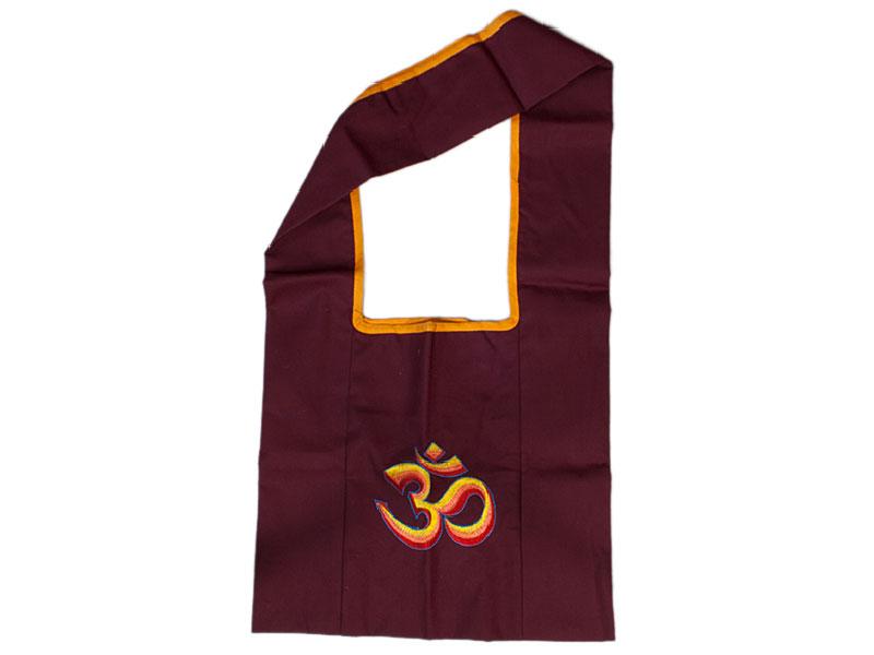 Mönchstasche Lama Bag mit Om Symbol