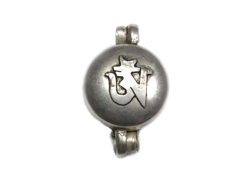 Tibetische Ghau Box Medaillon - Kalachakra