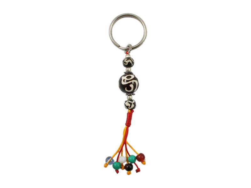 Tibetischer Schlüsselanhänger