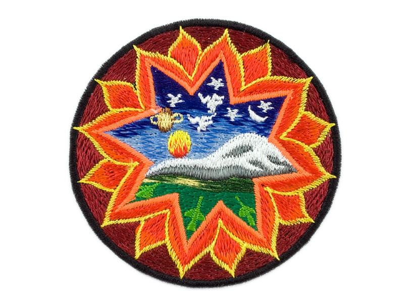 Aufnäher / Patches - Himalaya