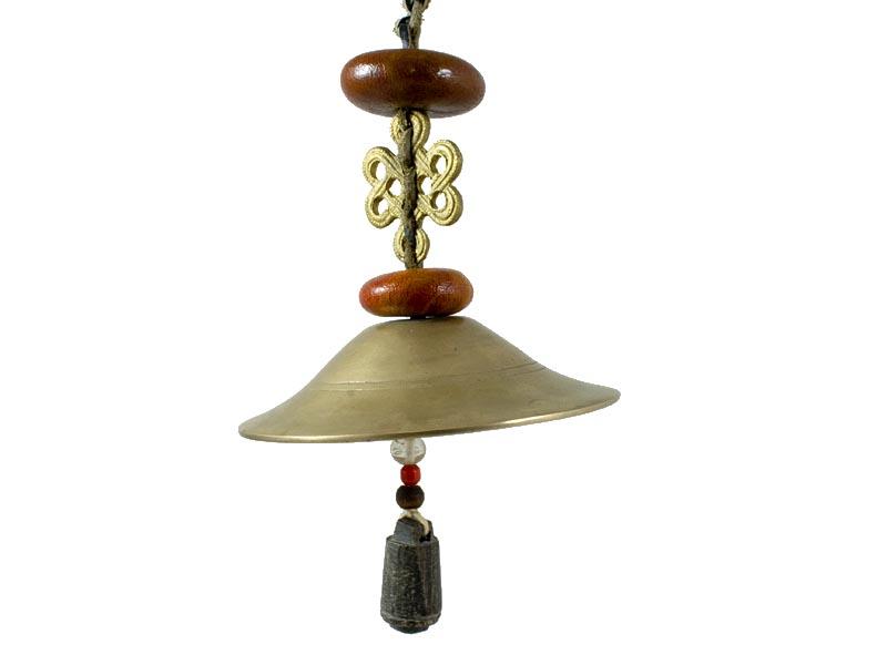 Tibet Bronze Bonpo Sang Glocke