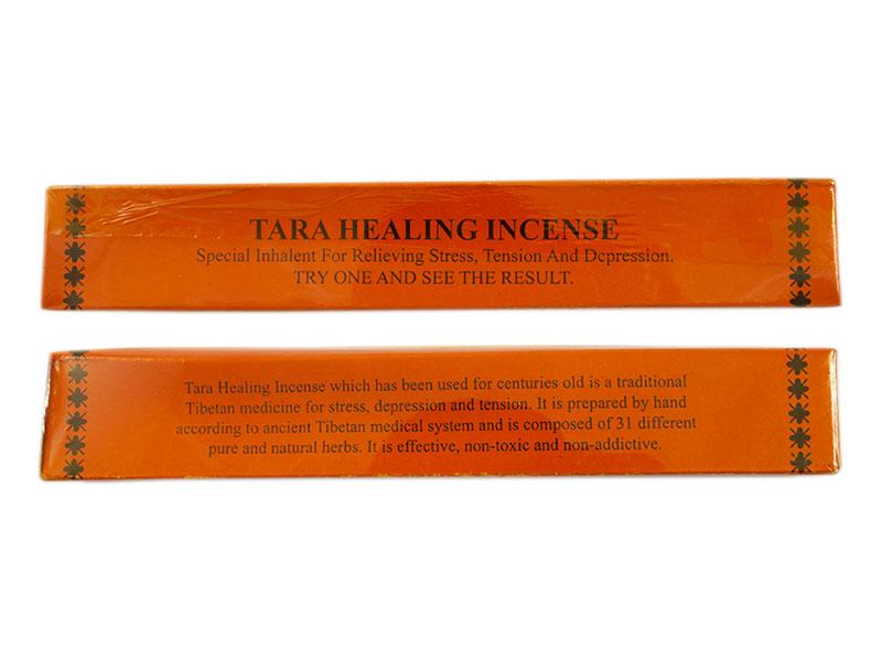 Räucherstäbchen - Tara Healing Incense