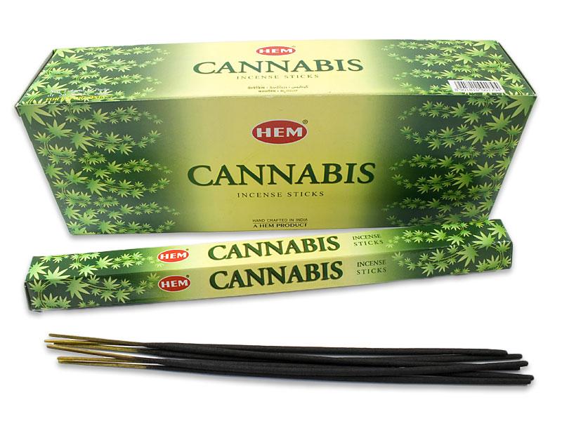 Hem Cannabis Räucherstäbchen