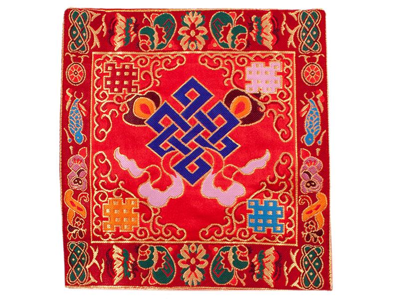 Altardecke Tischdecke Brokat Unendlicher Knoten
