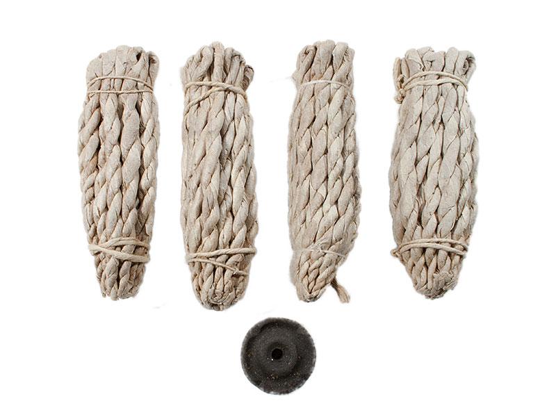 Räucherschur - Natural Ayurvedic Rope