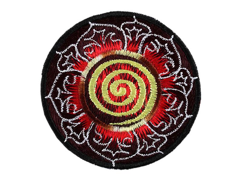 Aufnäher / Patches - Spirale