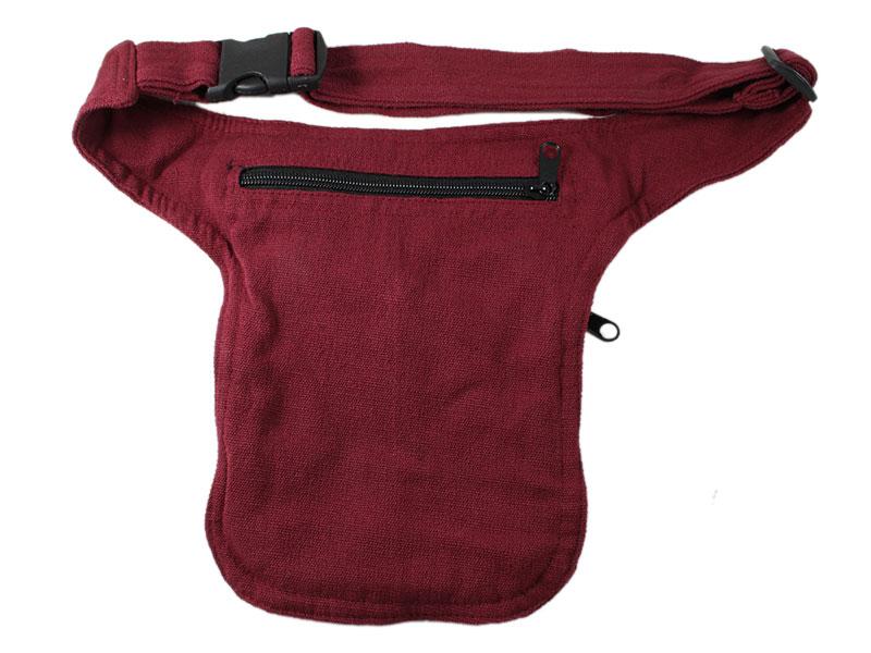Nepal Gürteltasche Bauchtasche Hüfttasche bunt