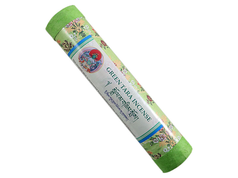 Tibetische Räucherstäbchen - Green Tara Incense