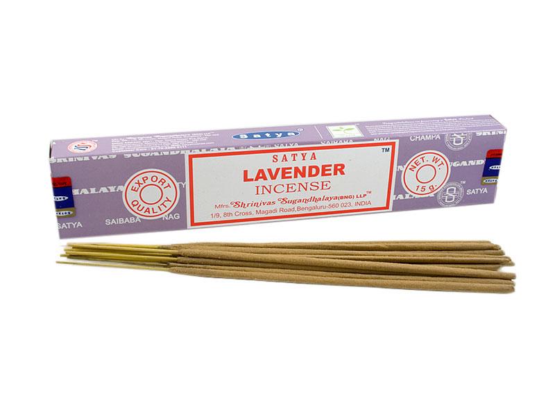 Nag Champa Lavender Räucherstäbchen