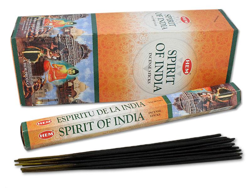 Hem Spirit of India Räucherstäbchen