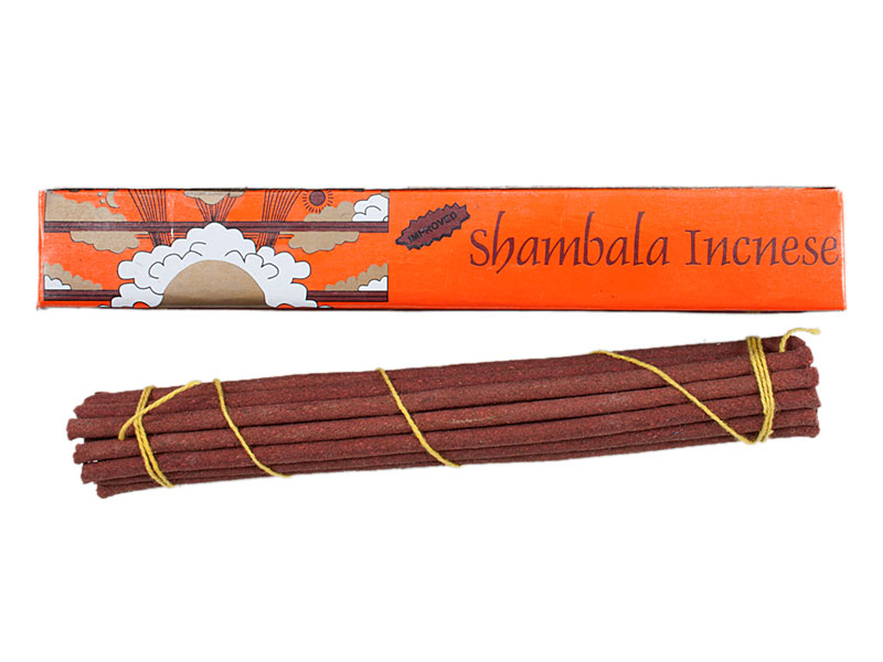 Tibetische Räucherstäbchen Shambala Incense