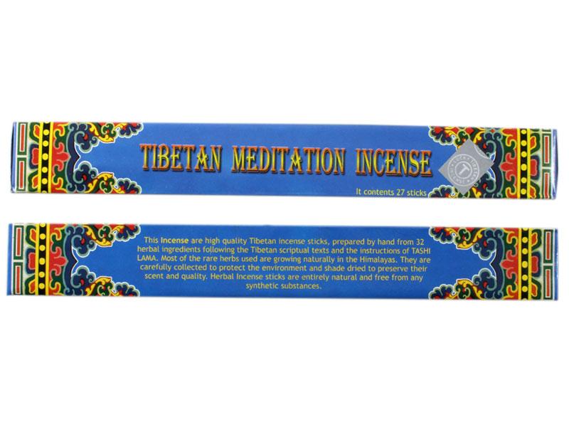 Tibetische Räucherstäbchen Tibetan Meditation
