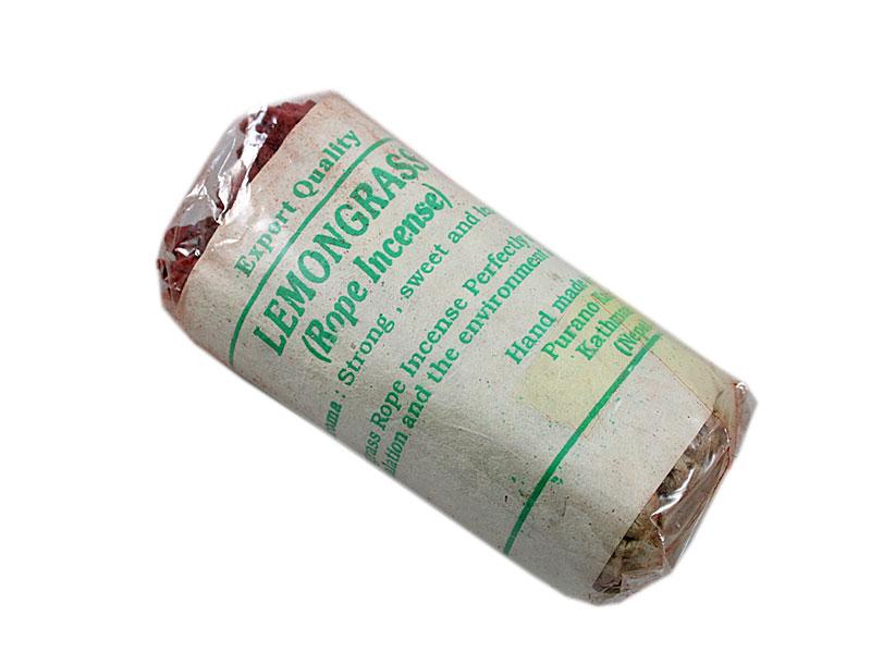 Räucherschnur - Lemongrass