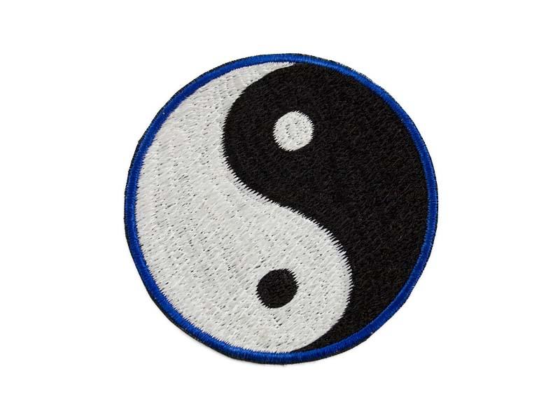 Aufnäher / Patch - Yin & Yang - AN-1017