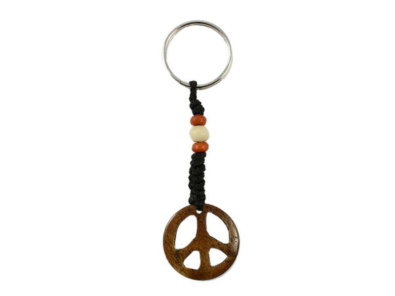 Schlüsselanhänger Peace