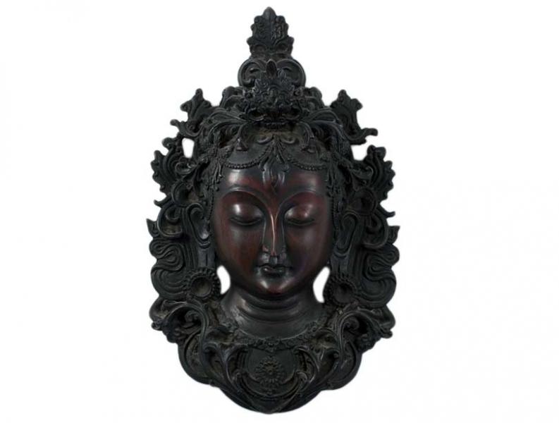 Tara Maske - 30 x 19 cm