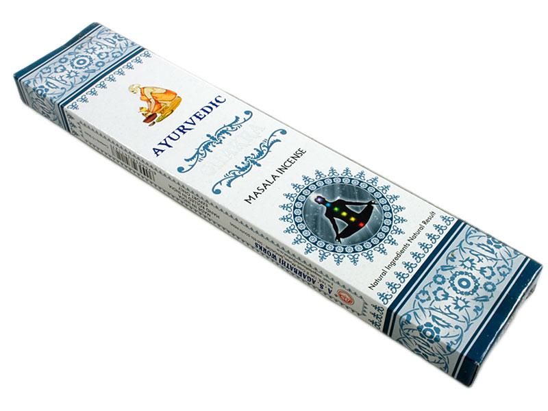 Räucherstäbchen Ayurvedic Chakra