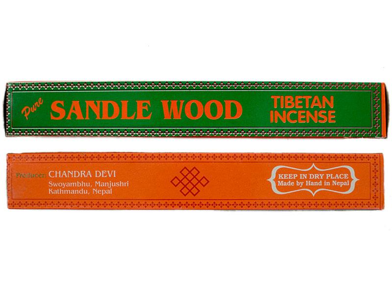 Räucherstäbchen - Pure Sandle Wood Tibetan Incense