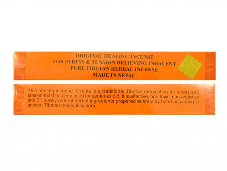 Räucherstäbchen - Pure Tibetan Herbal Incense