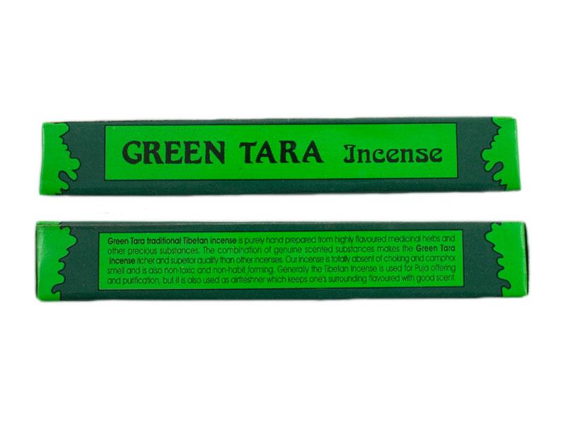 Räucherstäbchen - Green Tara