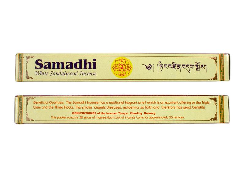 Räucherstäbchen - Samadhi White Sandalwood